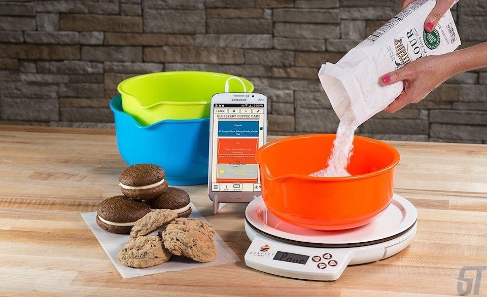 Умные весы Perfect Bake 2.0 ($ 20)