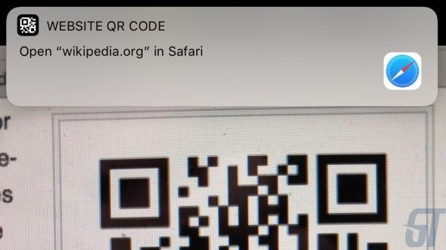 4. Сканирование QR-кодов