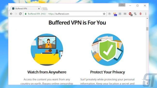 3. Buffered VPN