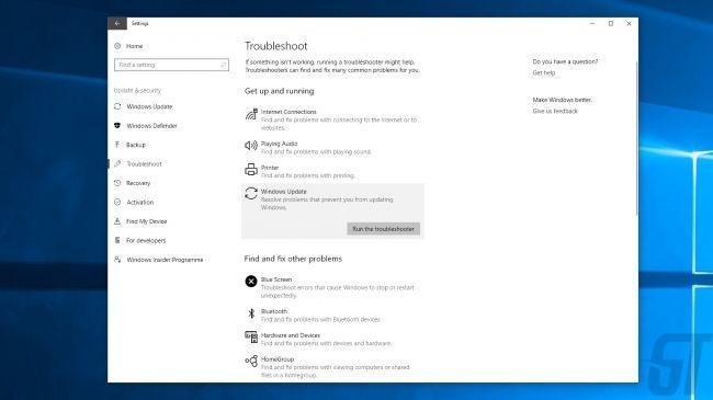 Как исправить проблемы с установкой апрельского обновления Windows 10