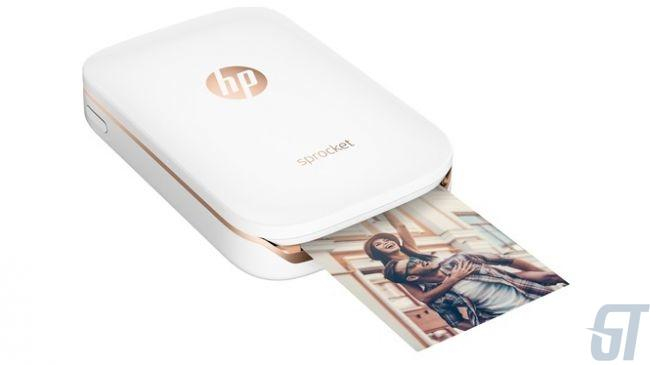 4. HP Sprocket Photo Printer