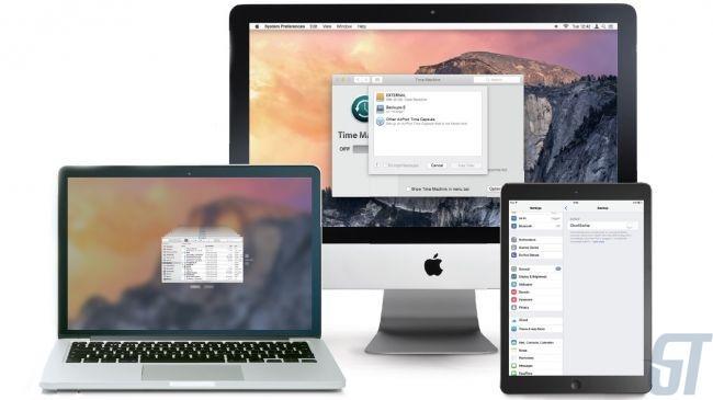 Создайте резервную копию своего Mac перед обновлением до macOS 10.14