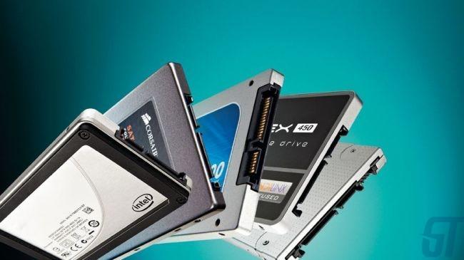 9. Используйте SSD