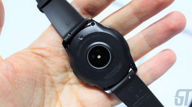 Новые функции Galaxy Watch