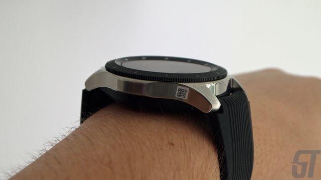 Внешний вид Galaxy Watch