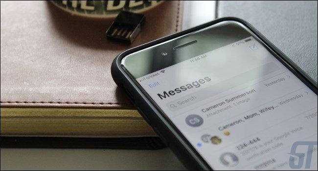 iMessage: лучший способ общения на мобильных устройствах