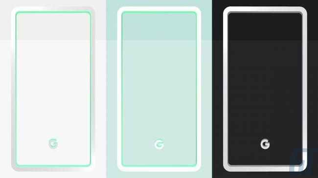 Google Pixel 3 дизайн и дисплей